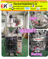 Machine packing various kinds of powder,granule and liquid with SKK20FT