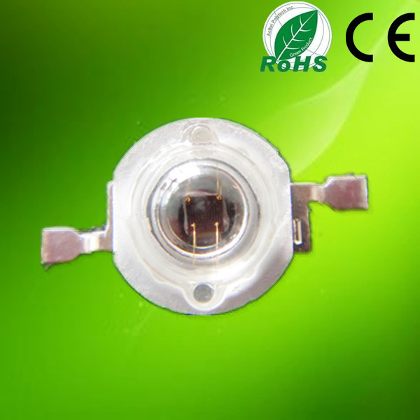epileds 45 chip 730nm far red high power led diode 3w