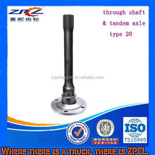 ISO Certified Chinese Truck Parts OEM Rear Axle ( For Mercedes, Benz, Steyr, Volvo, Howo, Aowei, Yutong, Man etc. )