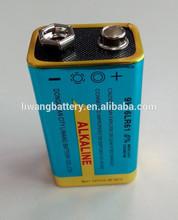 6LR61 9V BEST quality Liwang KENDAL Alkaline Battery /OEM WELCOMED