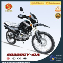 Off Road Motorcycl Brand-new and Most Popular NXR BROS Dirt Bike Made in Chongqing SD200GY-10A