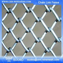 Hot Sale!!! 9 Gauge Chain Link Fence Panels Sale, Chain Link Fence For Baseball Fields
