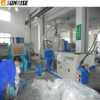 Plastic PP/PE Film Granulating Machine