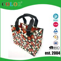 custom reusable household shopping bag