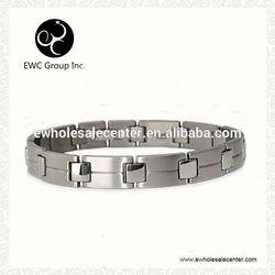 woman's cz titanium bracelet