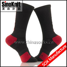Wholesale Quality Elite Basketball Socks For Alibaba IPO In USA
