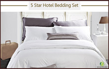100% Egyptian Cotton Five Star Hotel 400TC Satin Bedsheet