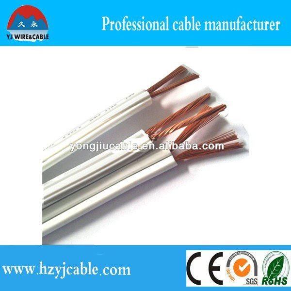 Flexible Flat Cable Manufacturers : Flexible flat twin spt wire pvc insulated cable