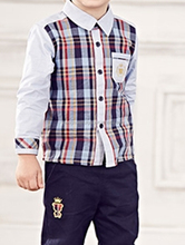 2015 Boys shirts + pants set