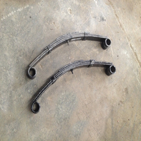 Electric tricycle auto rickshaw spare parts: spring plate