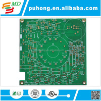 color tv circuits develop board