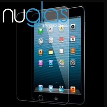 Nuglas Premium 9H 0.3mm Ultra Clear Tempered Glass Screen Protector for iPad Air 2