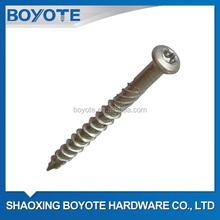 304 Stainless steel Torx Pan Head Self Tapping Screws(Type-17)