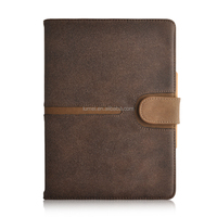 Magnetic Genuine Premium Flip Leather Case For Ipad Mini