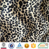 knitted microfiber short pile fleece fabric for making soft toys