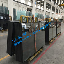 6+9A+6mm Low-E glass solar control glass insulated window glass price with AS/NZS 2208 & CCC & ISO9001 certificates