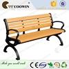 outdoor wood bench outdoor wooden cast iron garden bench