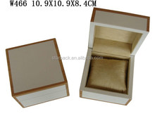 Unique Customized Wooden Jewelry Packaging Watch Box with Velvet Lining W466