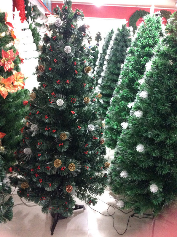 Wholesale new design inch artificial christmas