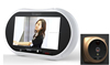 new product 2015 smart home intercome system peephole door camera wireless with SIM card, GSM service