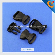 adjustable buckle for webbing quick connect buckle china plastic insert buckle