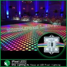 ws2801 rgb led module for party nightclub led dance floor