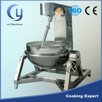 Factory price stainless steel meat autoclave machine
