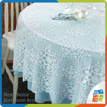Professional Lace Round Tablecloth