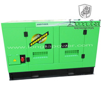 Good Price Portable Dynamo 15kVA Cummins Engine Diesel Generator for sale