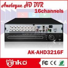 Wholesale h.264 4ch DVR combo CCTV camera kit 16CH Hi3531