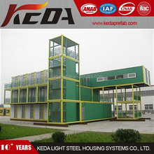 Foldable living container for hot sale