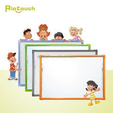 Riotouch 32 points touch interactive whiteboard for smart school, cheap whiteboard price with mobile stand