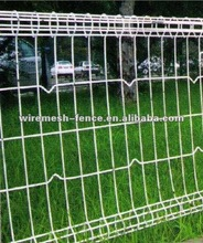 Hot sale New Products for 2015 Ornamental Double Loop Wire Fence