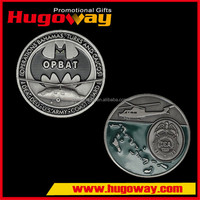 wholesale China factory south africa gold coins/metal game coins
