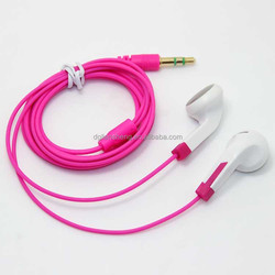 3.5mm mp3 mp4 in-ears earbuds and ear buds