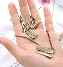 Special gift best friend letter necklace