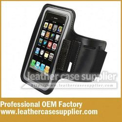 mobile accessory China supplier hot selling waterproof armband case for iphone