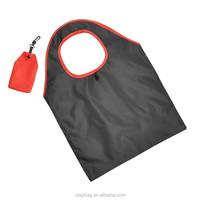 Yiwu Fashion Cheap Resuable Folding Shopping Bag