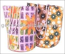 2012 high quality colorful jute bag