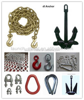 chain turnbuckles shackles hooks clips riggings hardware supplier