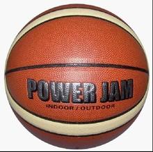8 panels Laminated basketball