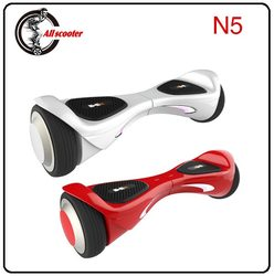 Scooter Smart Self Balancing Scooters 6.5 Inch Tubeless Tyre Scooters LED Lights Remote Control Hoverboard Free Carry Bag Hover