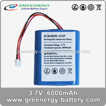 18650 6000mah tablet pc replace battery manufacturing plants for sale