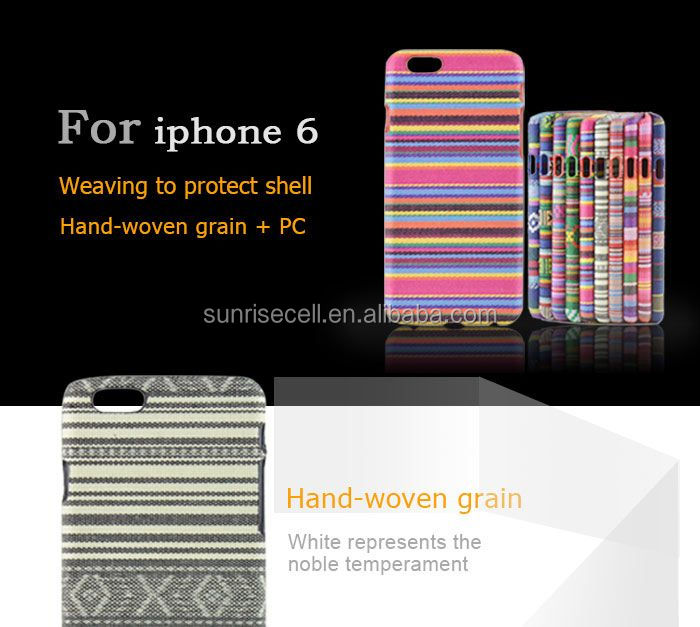 New Products hard pc case for iphone 6