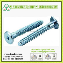 China screw manufacturer torx head zinc decorative furniture assemble wood screw
