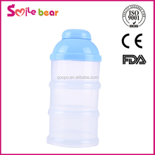 BPA Free cheap plastic baby milk powder dispense