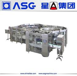 Purified water filling machine