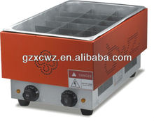 electric automatic commercial cheap donut deep fryer for sale made in China