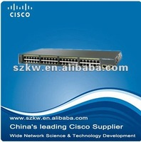 New Original Cisco WS-C2960G-48TC-L Catalyst 2960 24 10/100 + 2T/SFP LAN Base Image