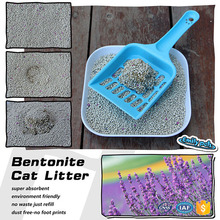 Pet Cleaning Products High Class Clumping Bentonite Cat Sand OEM and ODM
